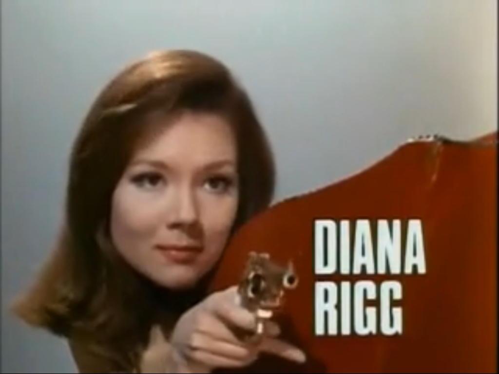 Diana Rigg avengers