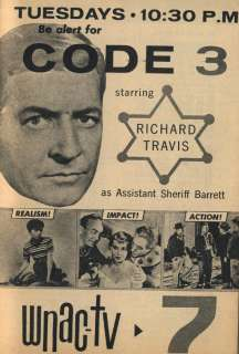 Richard Travis (actor) with contributions by