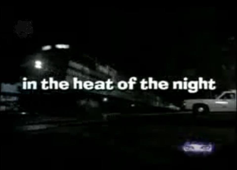 In The Heat Of The Night Season 1