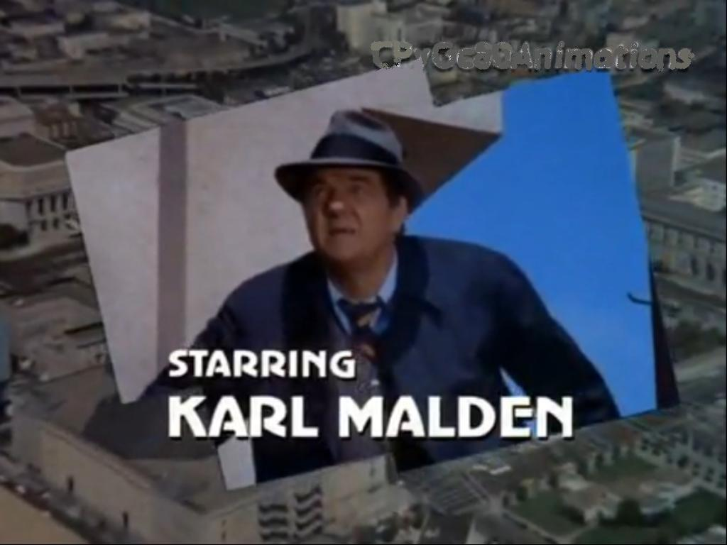 Karl Malden Streets of San Francisco