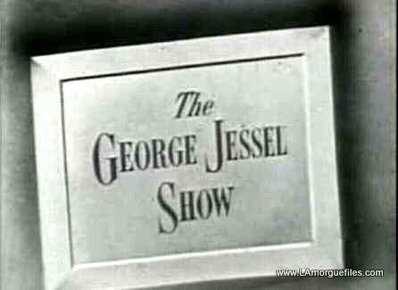 George Jessel Show Biz - From Vaude To Video