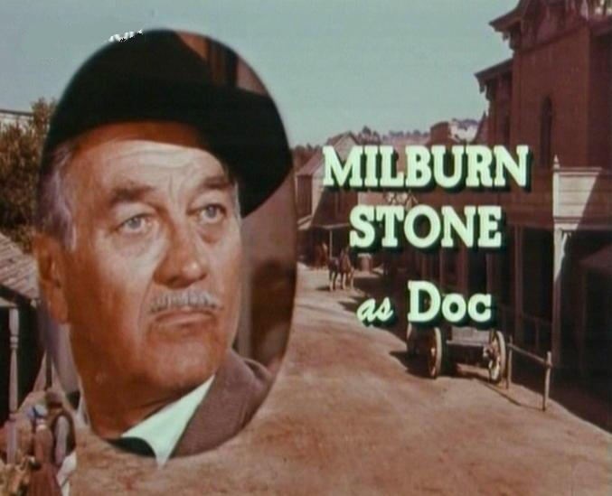 milburn stone movies