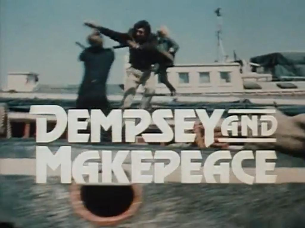 Dempsey and Makepeace – S1 Ep9 –  Cry God for Harry