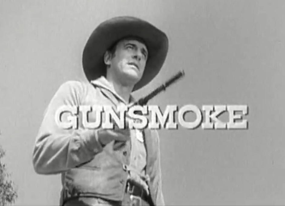 "CTVA US Western - ""Gunsmoke"" (CBS)(1955-75) James Arness"