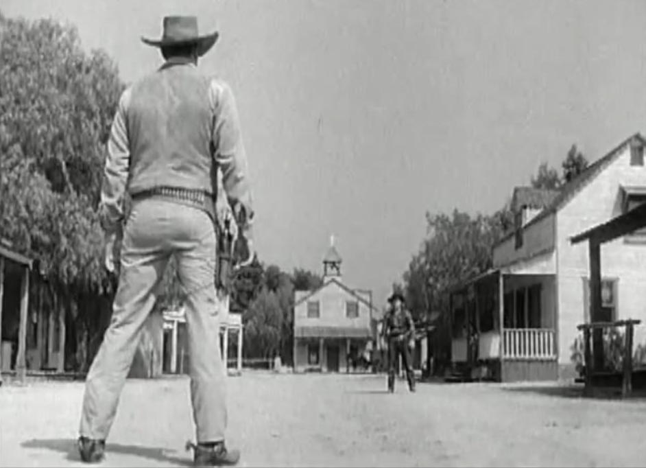 Image result for the debut of gunsmoke on cbs tv